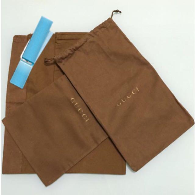 6da5190cf9b BRAND NEW) GUCCI shoes dust bag (Authentic)
