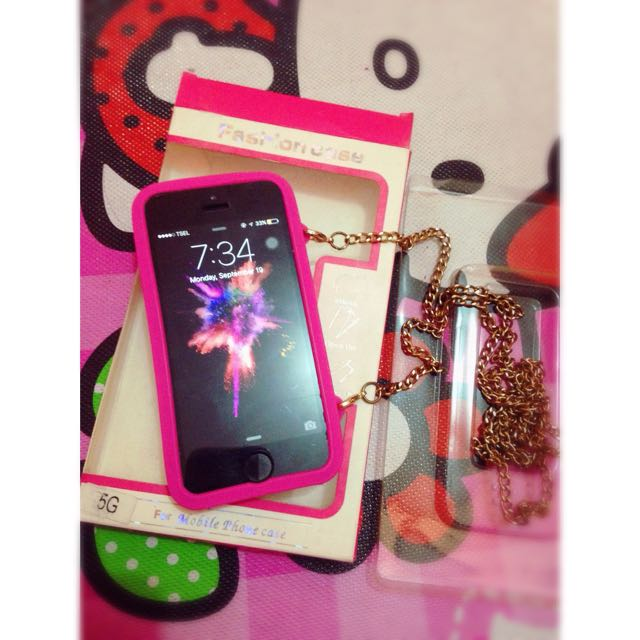 Case Iphone 5g/5s (buy1get2free)