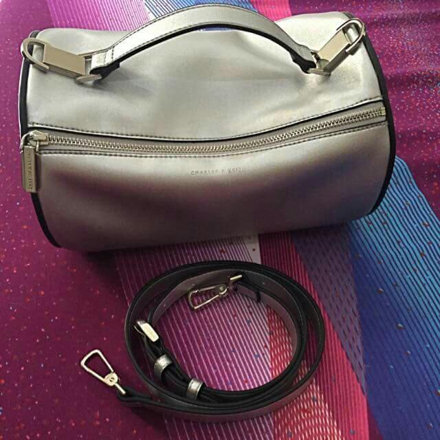 Charles and Keith crossbody Bag