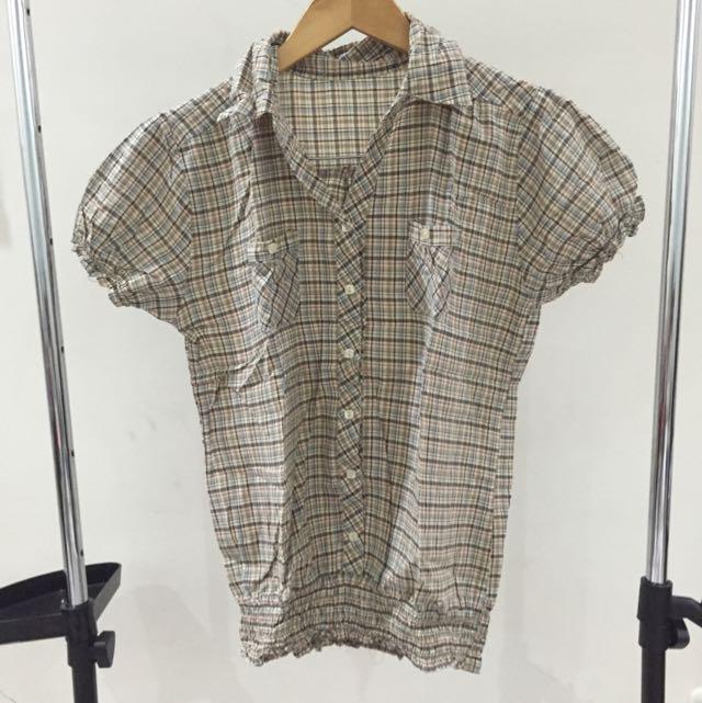 Checkred Shirt
