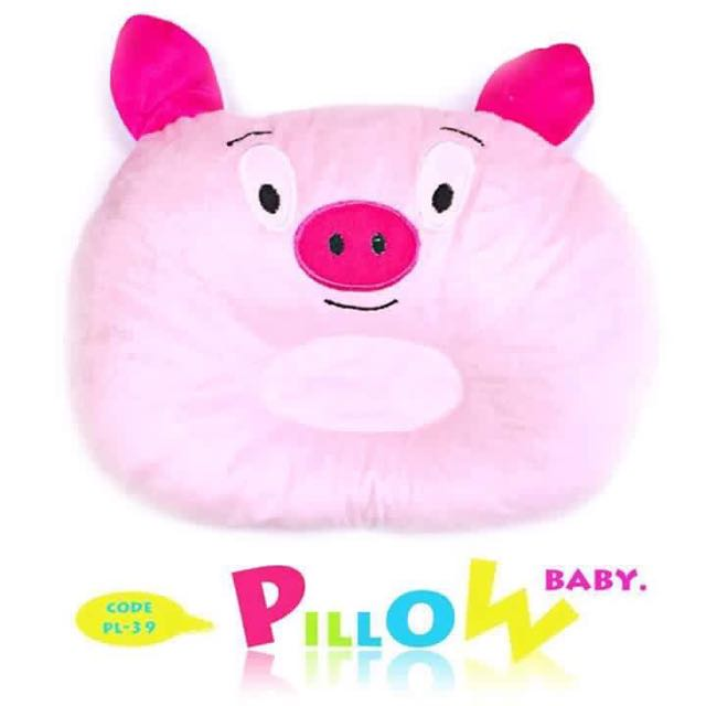 Concave Pillow For Babies