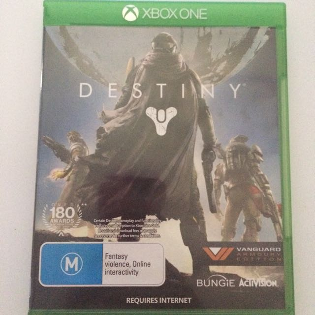 REDUCED!!! Destiny Xbox One Game