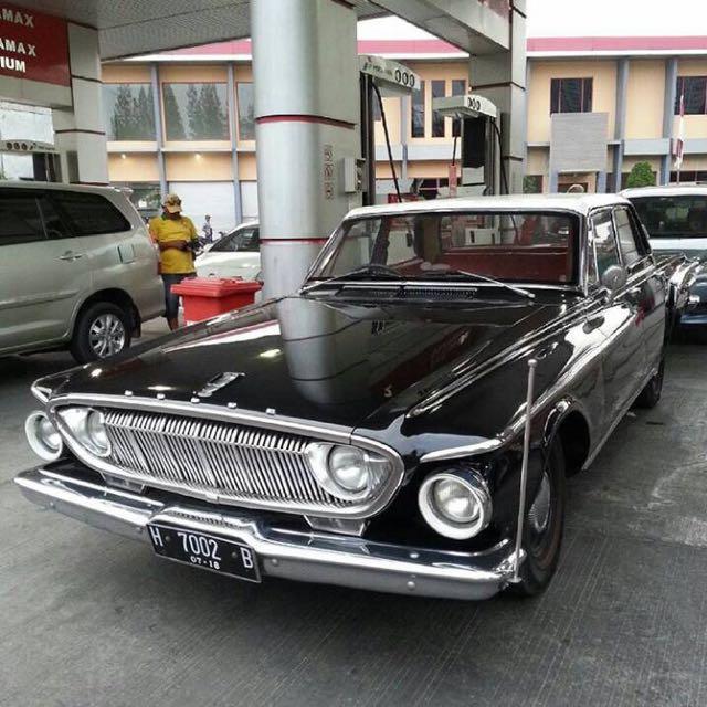 dodgedarr 1962 ori 4400cc