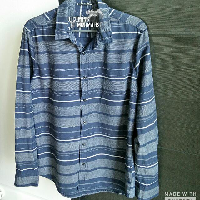 Forever21 Men's Dress Shirt