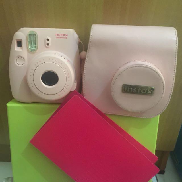 Fujifilm Instaxmini 8 Pink