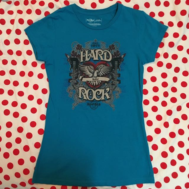 Hard Rock Bali Women T-shirt