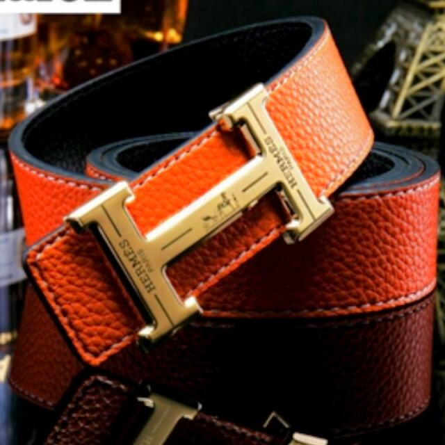 2ed9e35267f Hermes Luxury Man Belt ( All-Matching Belt Designer ) (Instock ...