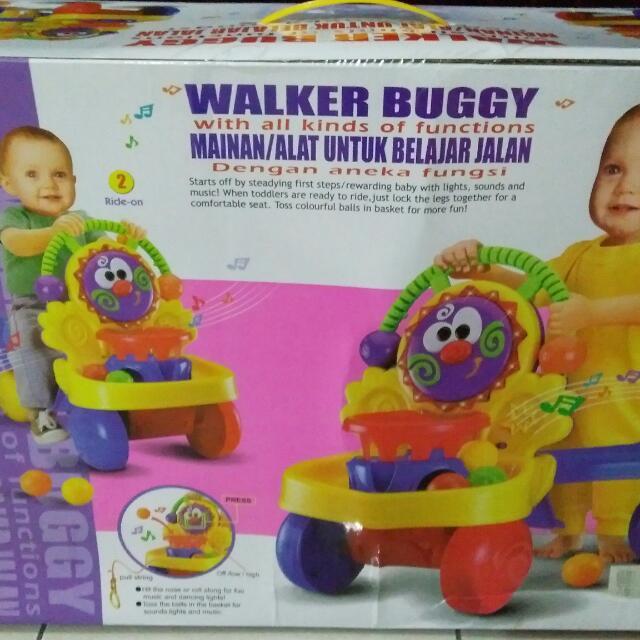 IQ Buggy Baby Walker