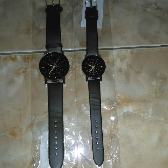Jam Quartz Couple 👫