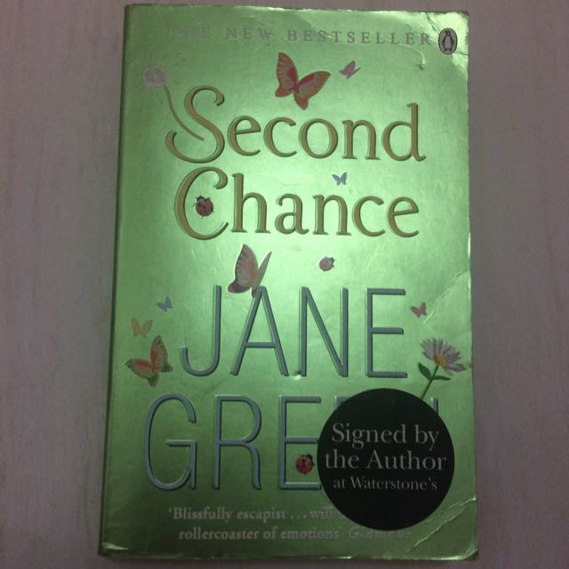 Jane Green-Second Chance
