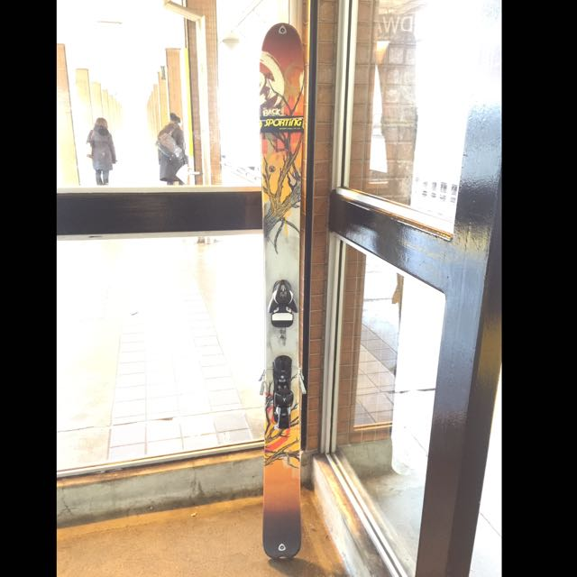 K2 Powder Skis 158cm