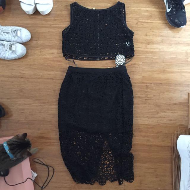Mish Collection Black Set