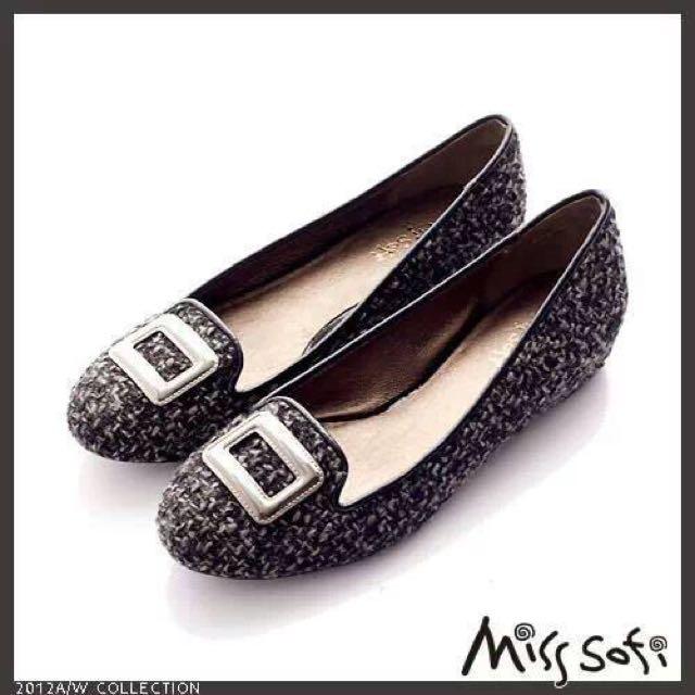 Miss Sofi 內增高平底鞋