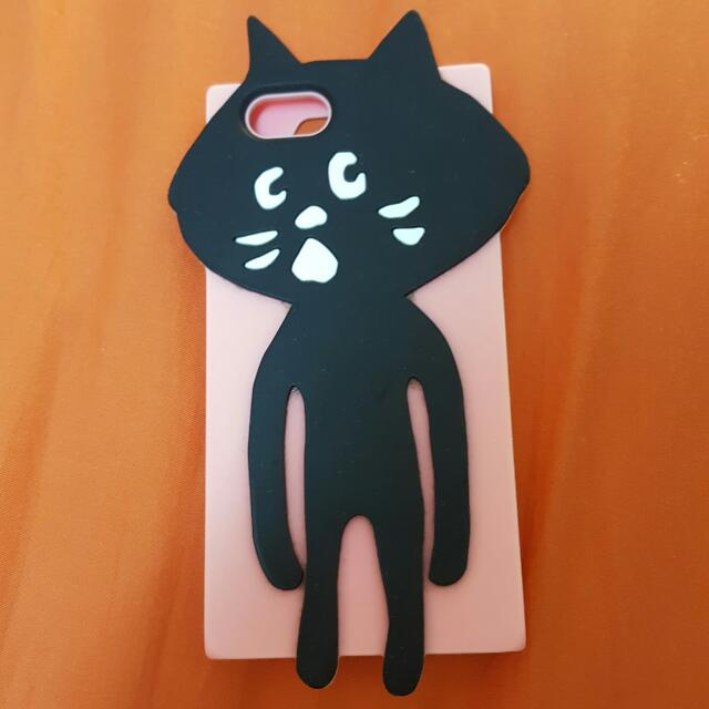 ne-net i-phone6 塑膠厚軟殼【正品 】