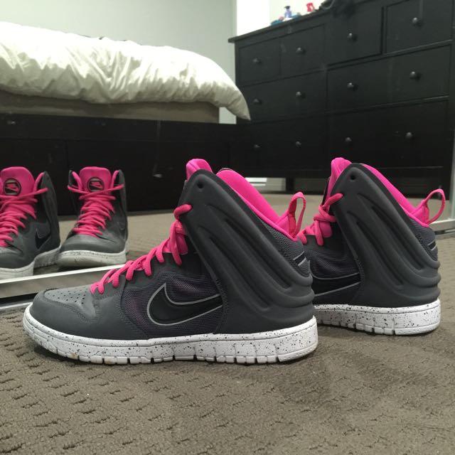 Nike Dunk Free High