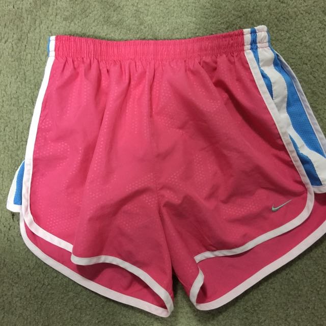 Nike Pink Running Shorts XS Dry Fit
