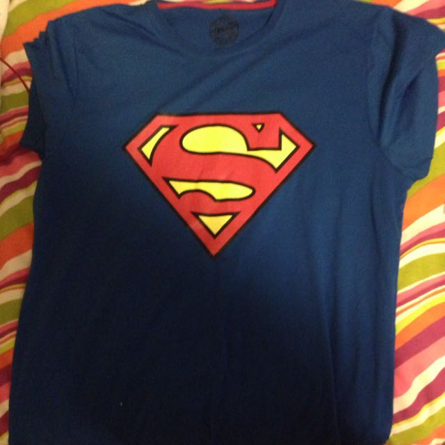 Original DC Superman Shirt