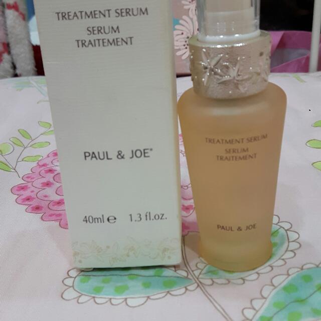 Paul&Joe 橙花瓊漿精華液