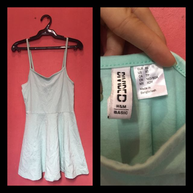 Preloved Divided H&M Jersey Dress