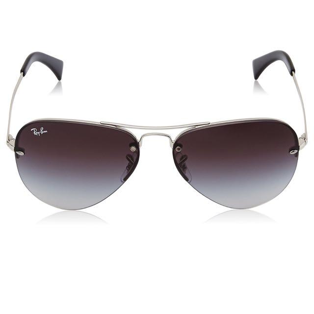 Ray-Ban  148 RB3449 Aviator Sunglasses 59 mm