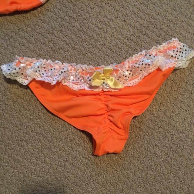 Scrunch Bum Bikini