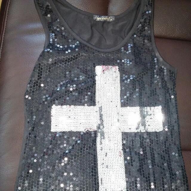 Sequin Club Dress/shirt
