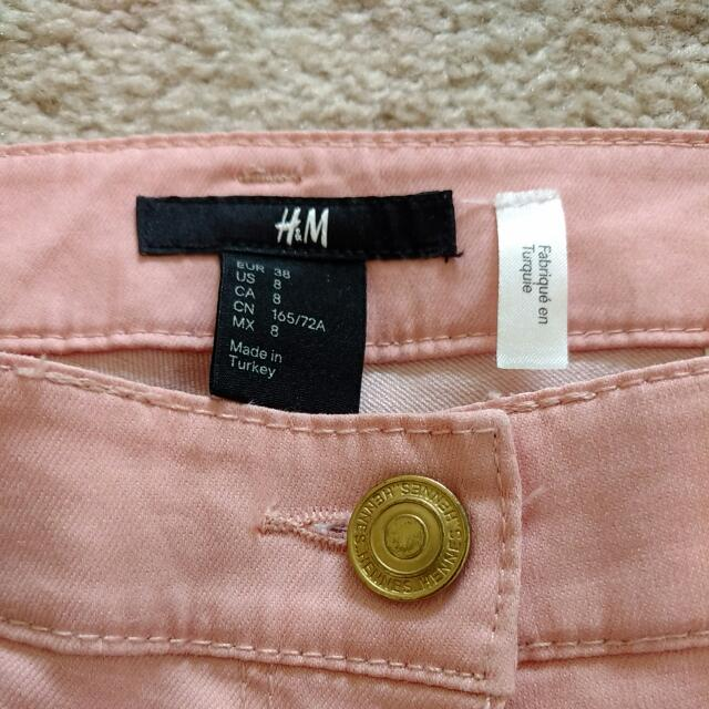 Size8 H&M jeans