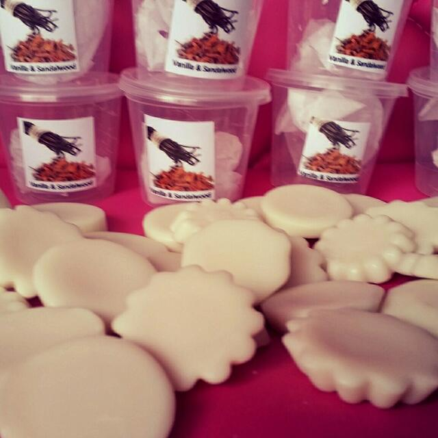 Soy Wax Melts Free Postage