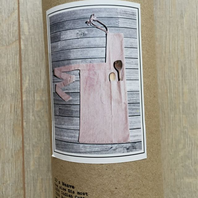 THE HERR APRON BY RAINE &HUMBLE