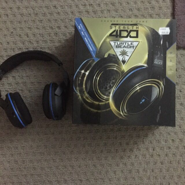 Turtle Beach Headset Stealth 400