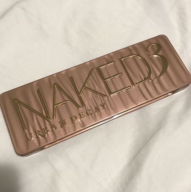 Urban Decay Naked 3 - Authentic