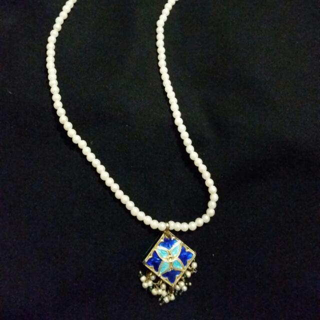 Vintage Reversible Necklace
