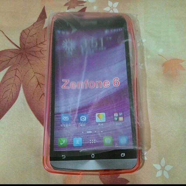 Zenfone 6 保護套 粉紅色 (軟套.果凍套)