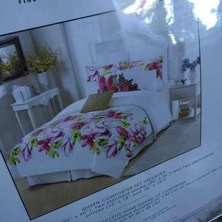 Bella Lux Queen Bed Set