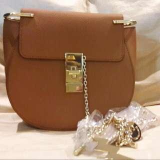 Leathered Bag