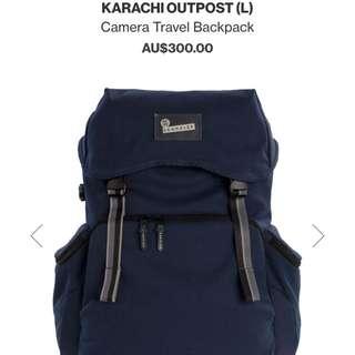 Crumpler Karachi Outpost Camera Bag (L)