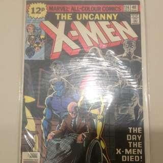 x-men #114