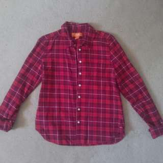 Joe Fresh Plaid Shirt