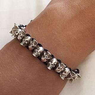 Links Of London Skull Bracelet