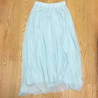 Flowy Zara Maxi Skirt