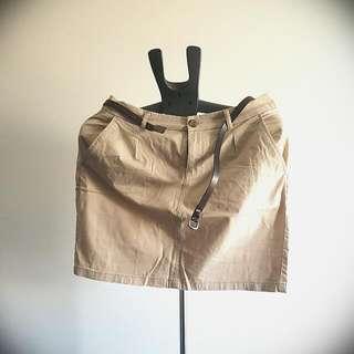 Chino Skirt By H&M