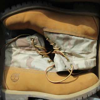 Timberland Roll-Top Boots Camouflage Free Timberland Power Bank 4000 mAh