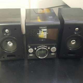 Teac Stereo System