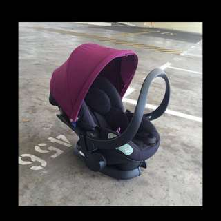 Preloved Stokke Izi Sleep Car Seat
