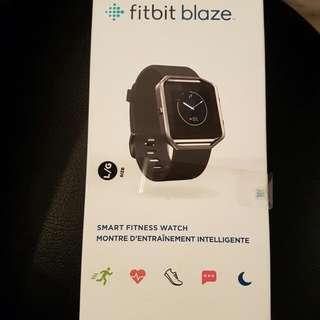 New Fitbit Blaze