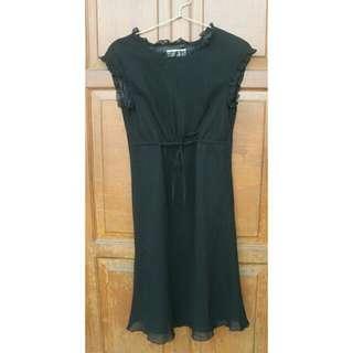 Black Dress No Brand