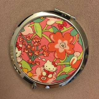 Liberty X Hello Kitty Fabric Mirror