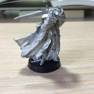魔戒 the Lord of the Rings 戒靈金屬模型 GW the Dwimmerlaik