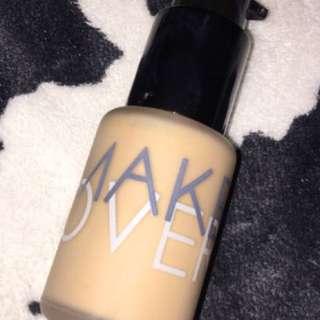 Make Over Liquid Foundation