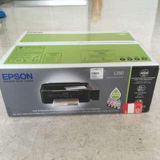 EPSON L350 Printer Copy Scan